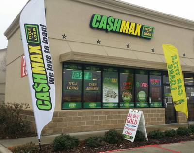 Cashmax Title Loan 145 North Collegiate Drive Sherman Tx