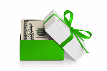Ways to Financial Relief - Financial Gifts