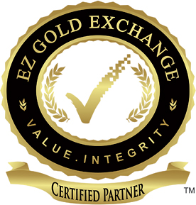 EZ Gold Exchange Certified Partner